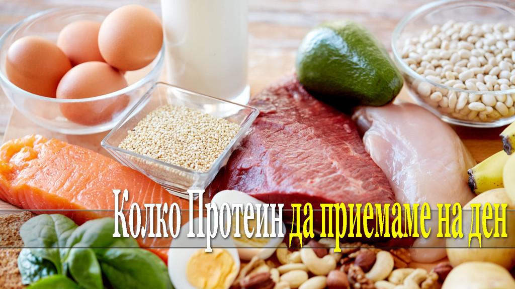 Суроватъчен протеин на прах или протеини в храната?